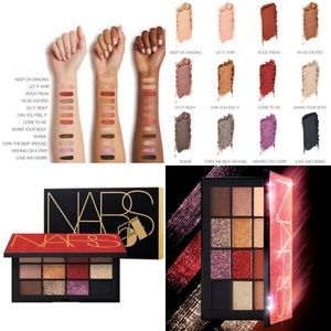NARS Studio 54 Inferno Eyeshadow Palette